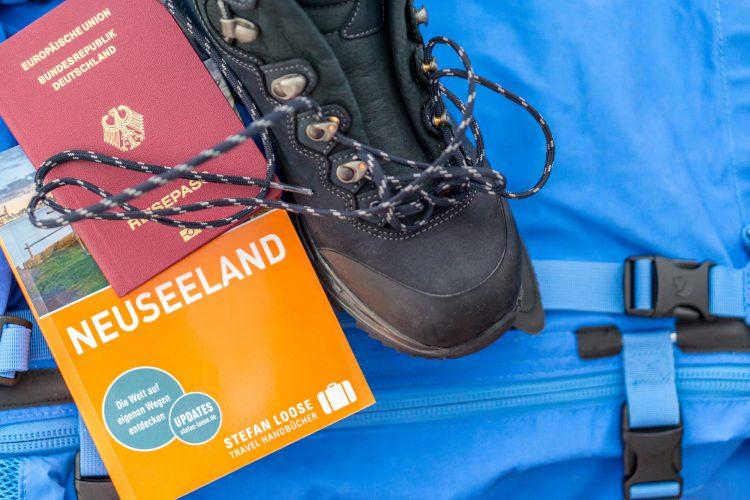 Ultimative Packliste für Neuseeland