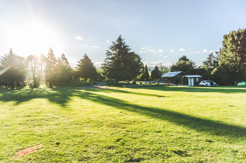 Campingplatz Pin Oak Flat