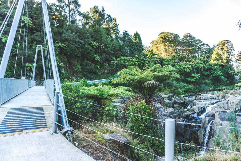 McLaren Falls Brücke
