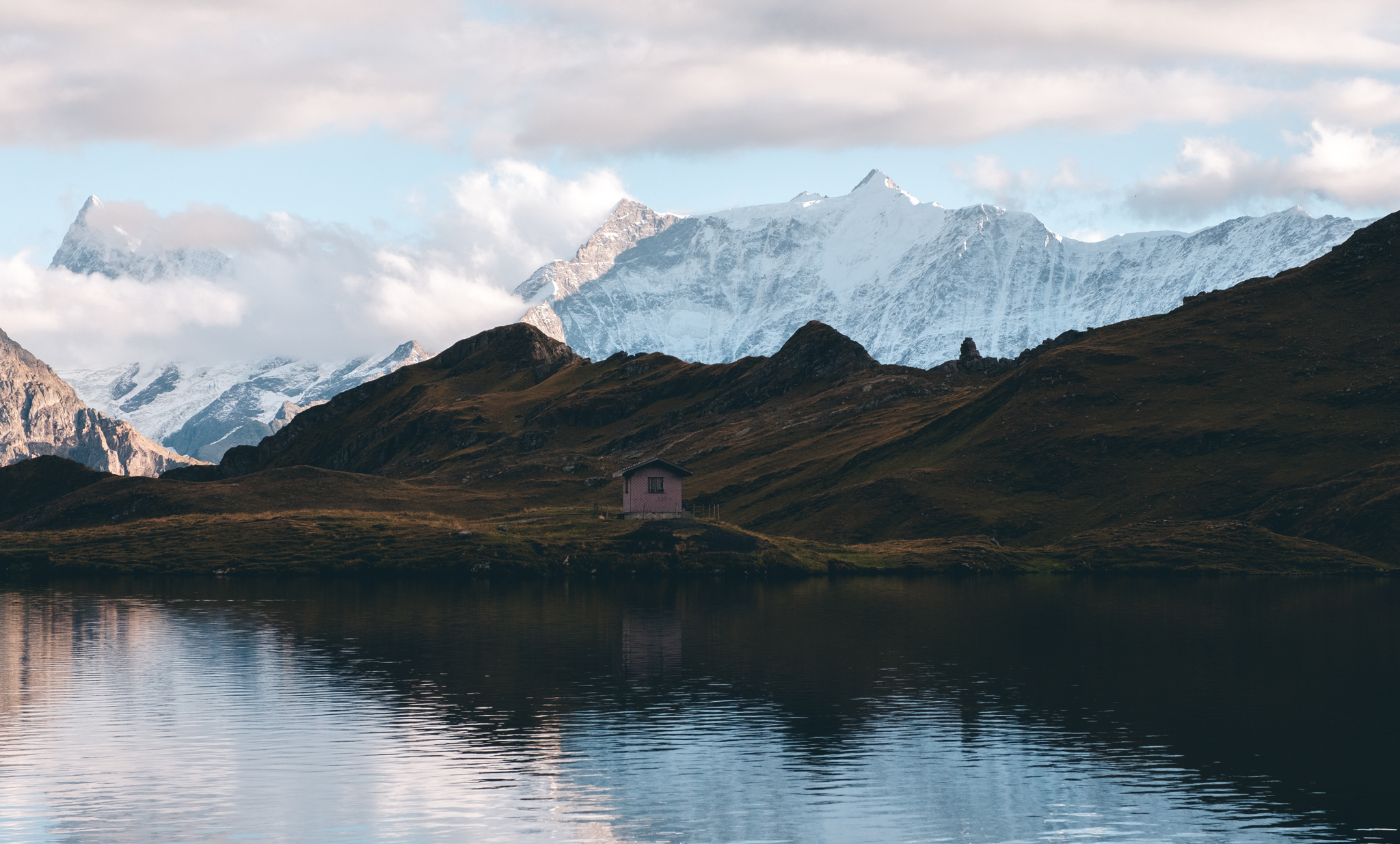 Hütte beim Bachalpsee | © Boardshortslife