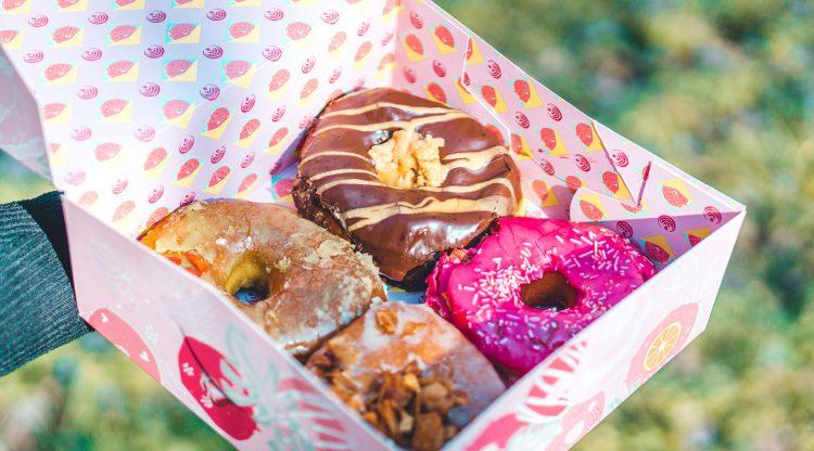 Vegane Donuts von Brammibal's | Berlin an einem Tag © Boardshortslife