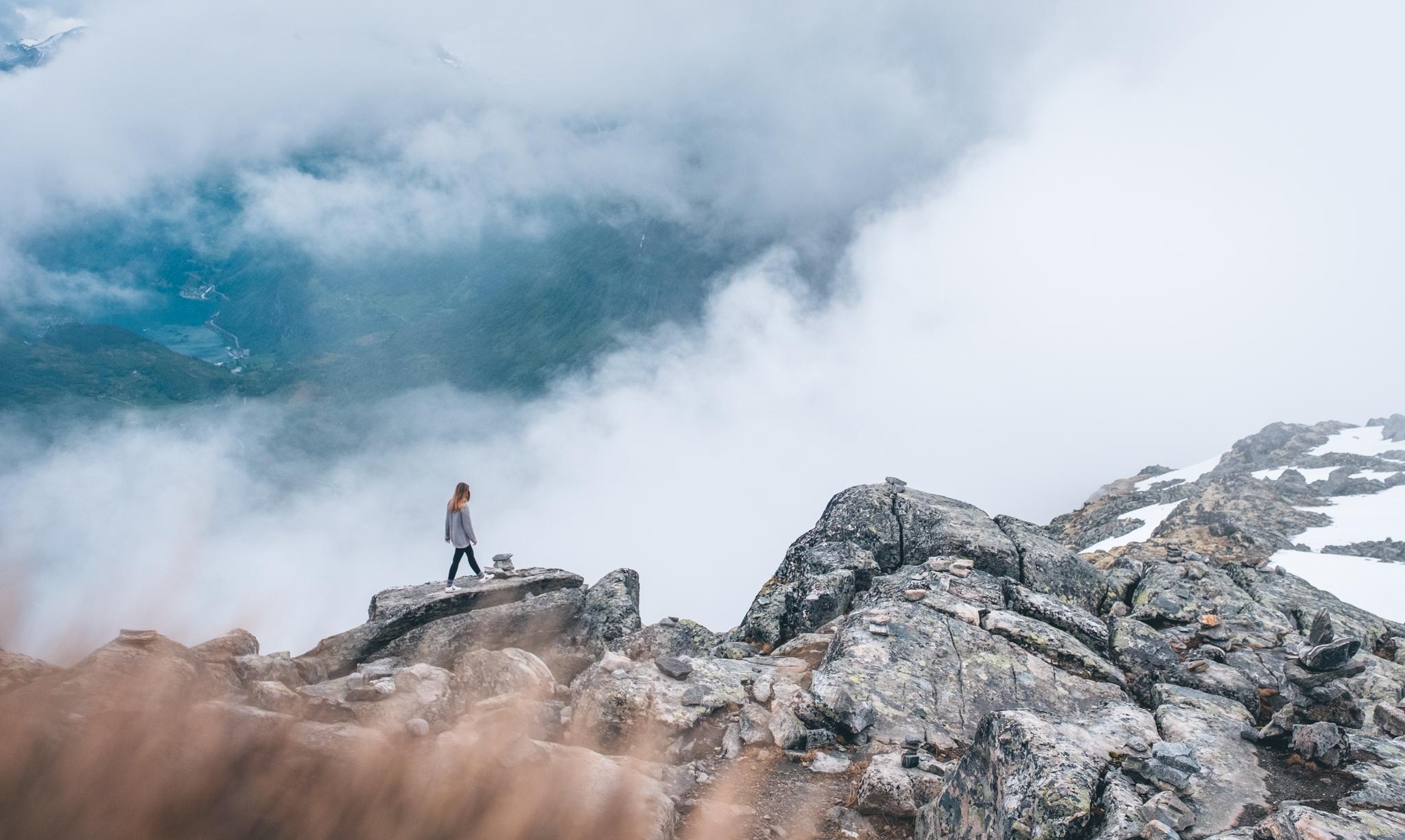 Dalsnibba Aussichtsplattform | © Boardshortslife