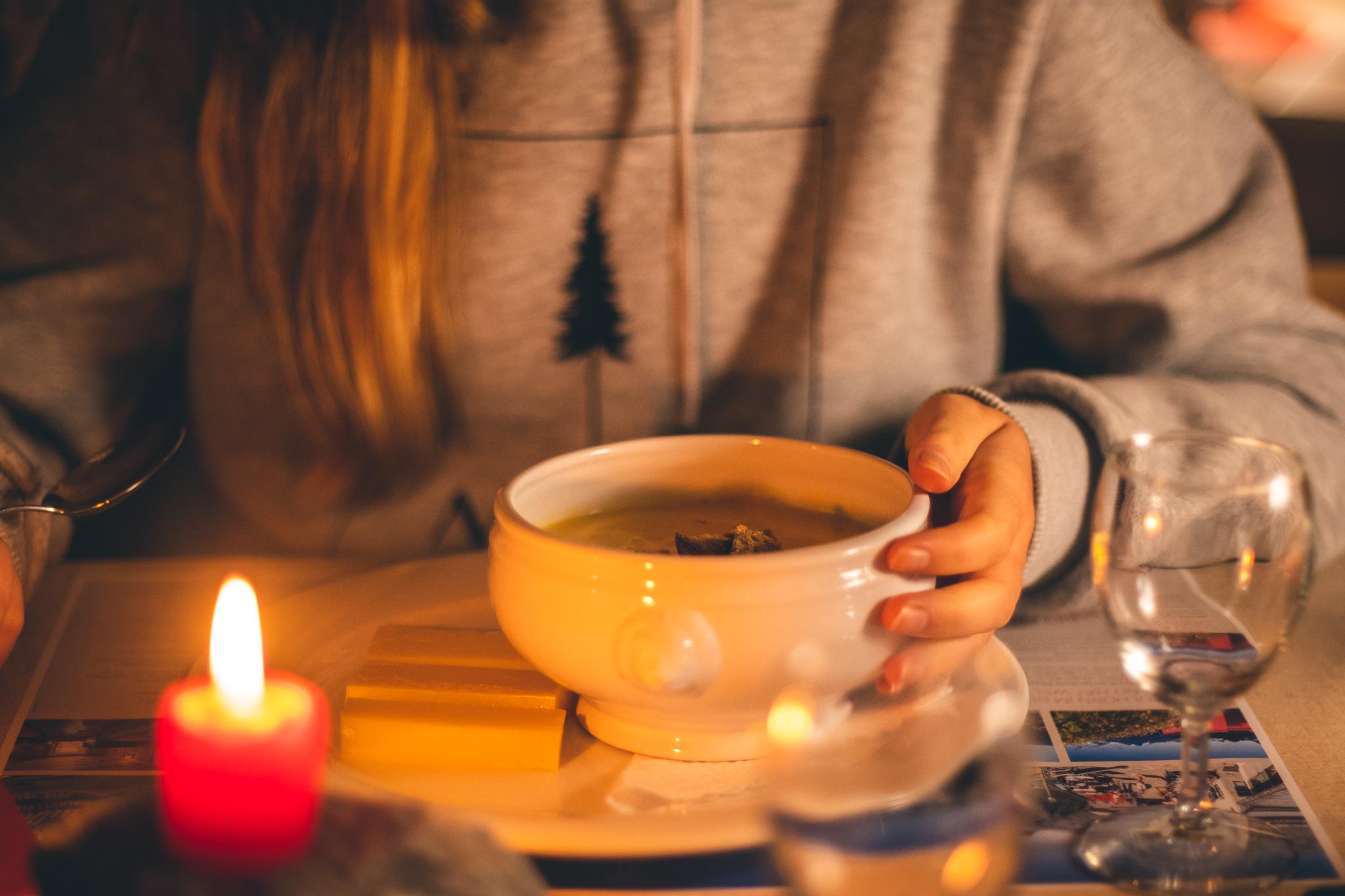 Suppe im Berghotel Faulhorn | © Boardshortslife