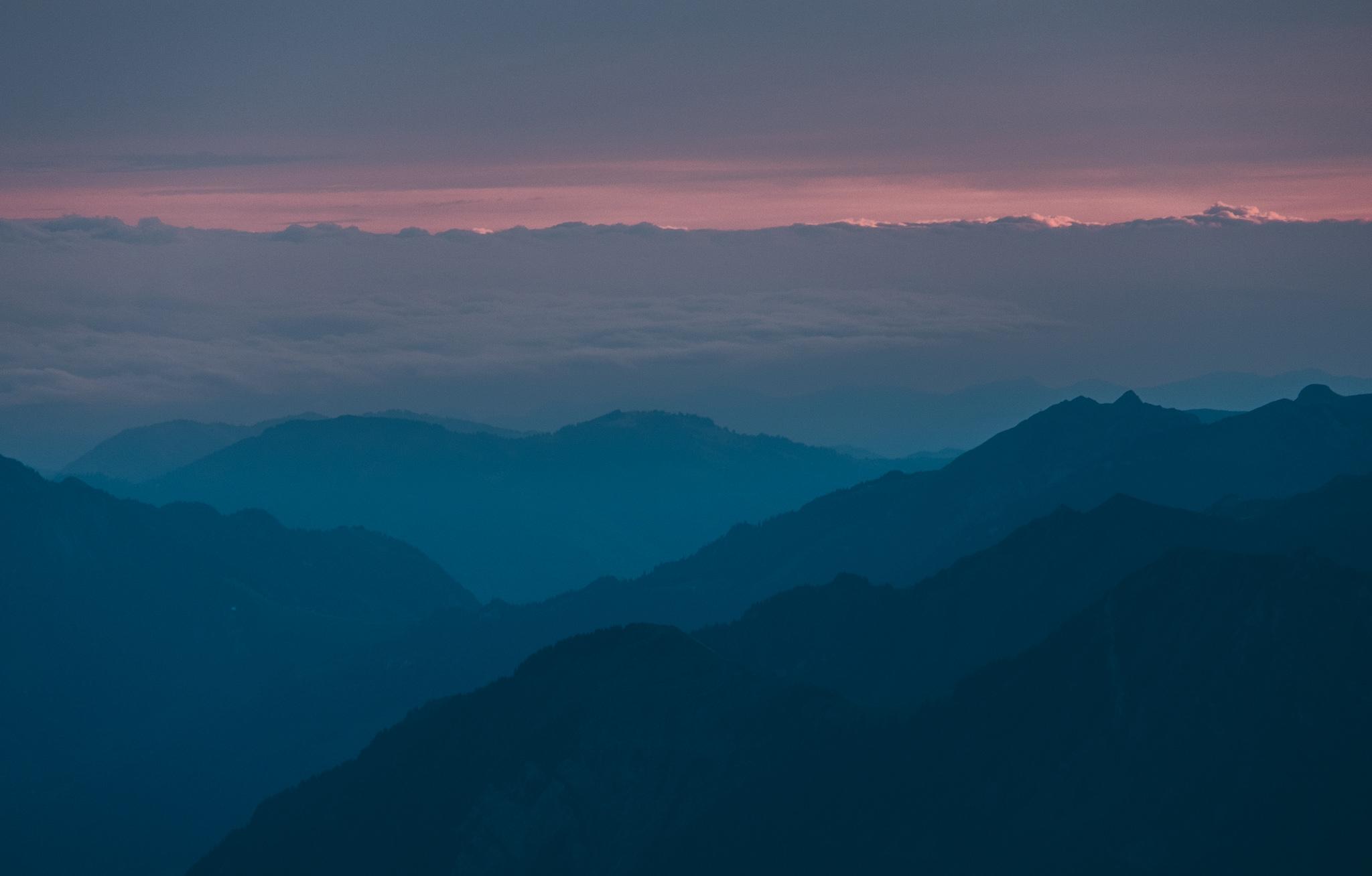 Sonnenaufgang auf dem Faulhorn | © Boardshortslife