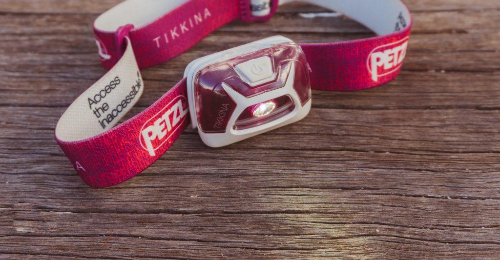 PETZL Tikkinia Stirnlampe 2 - Outdoor Gadgets