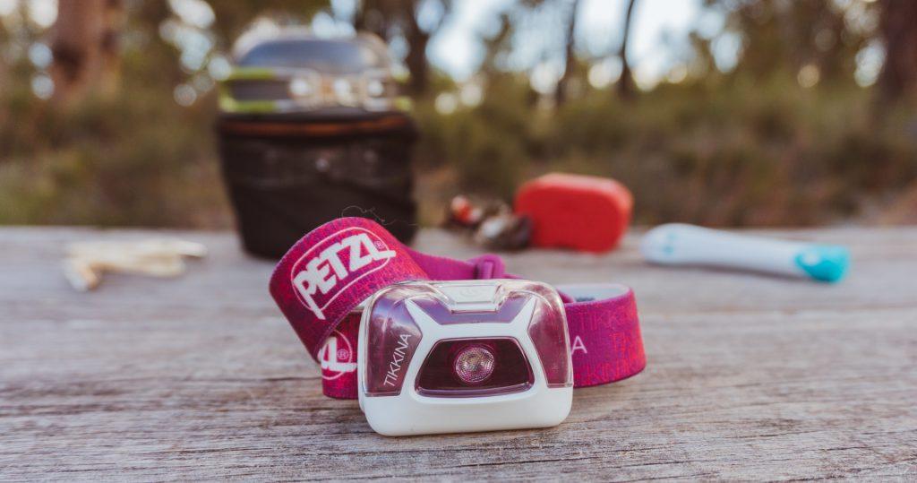 PETZL Tikkinia Stirnlampe - Outdoor Gadgets