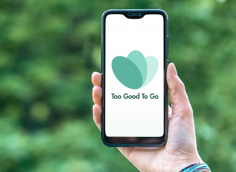 Too Good To Go App Start Screen | © Boardshortslife