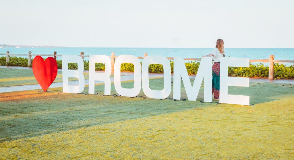Love Broome