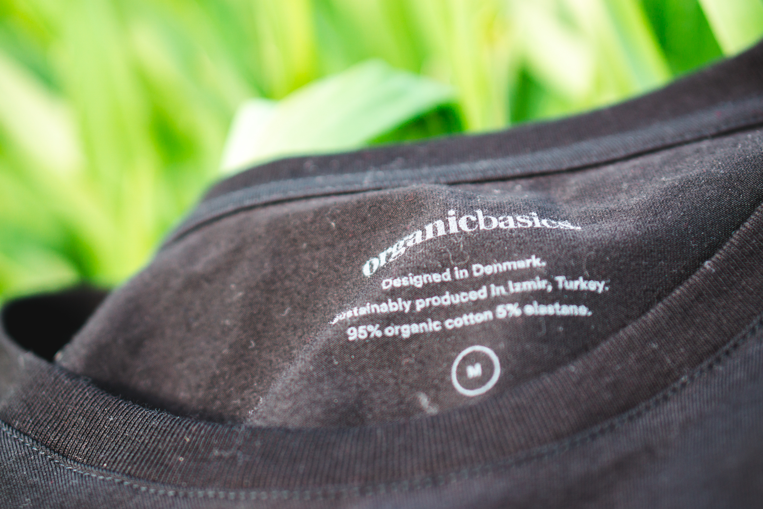 Organic Basics Label | Boardshortslife
