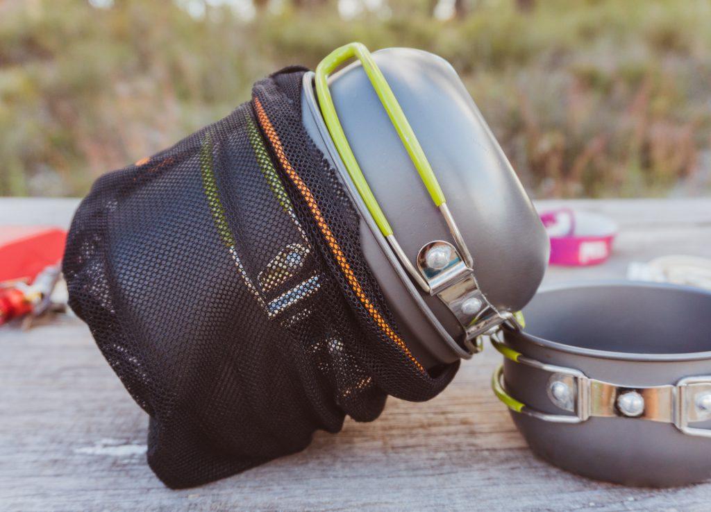 Overmont Kochtopf Set - Outdoor Gadgets