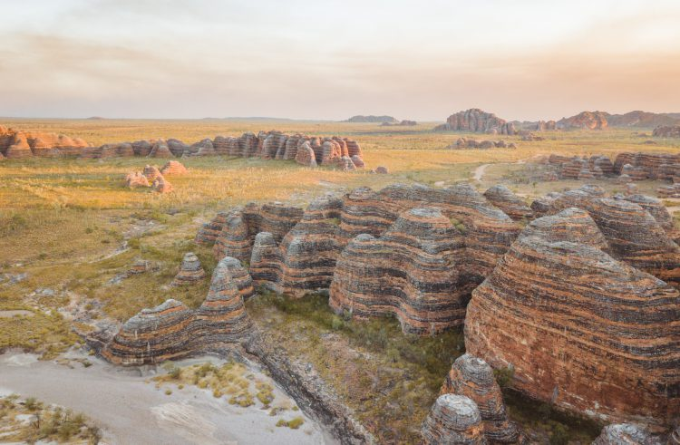 Purnululu National Park Australien