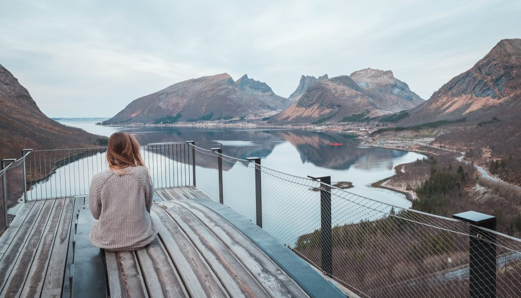 Bergsbotn Aussichtsplattform Senja | Boardshortslife