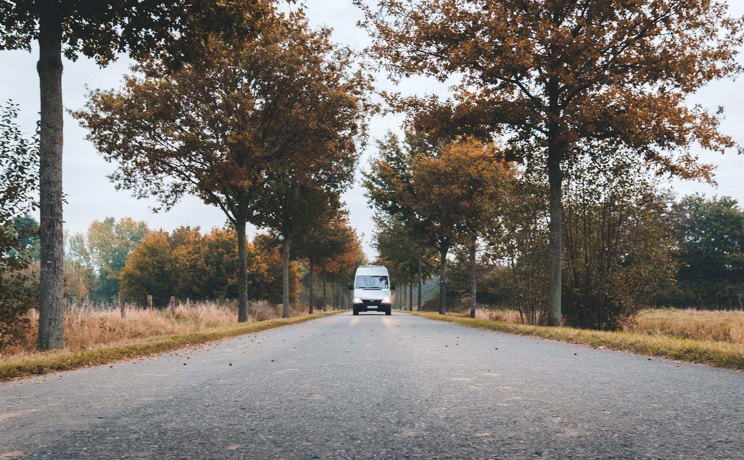 Mit dem Wohnmobil ins Münsterland