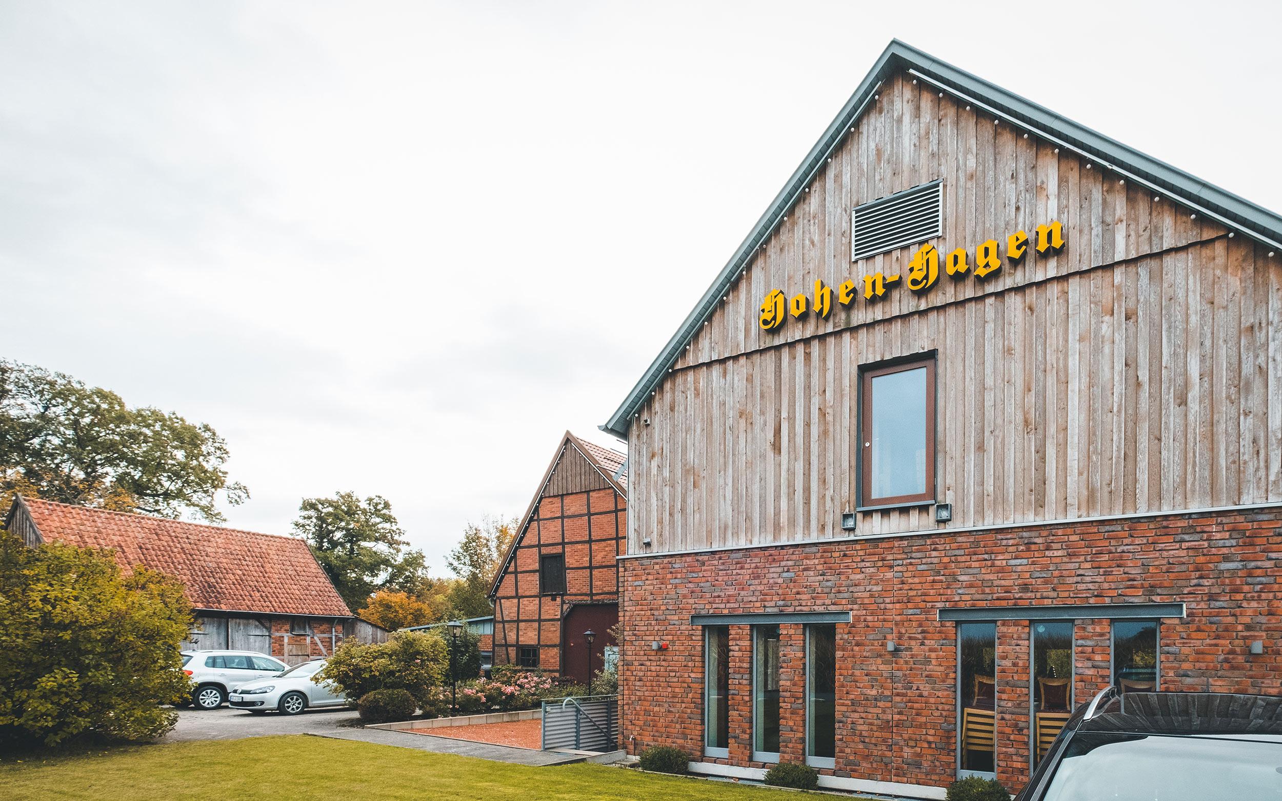 Landgasthaus Hohen Hagen - 3-Tagestour mit dem Camper im Münsterland