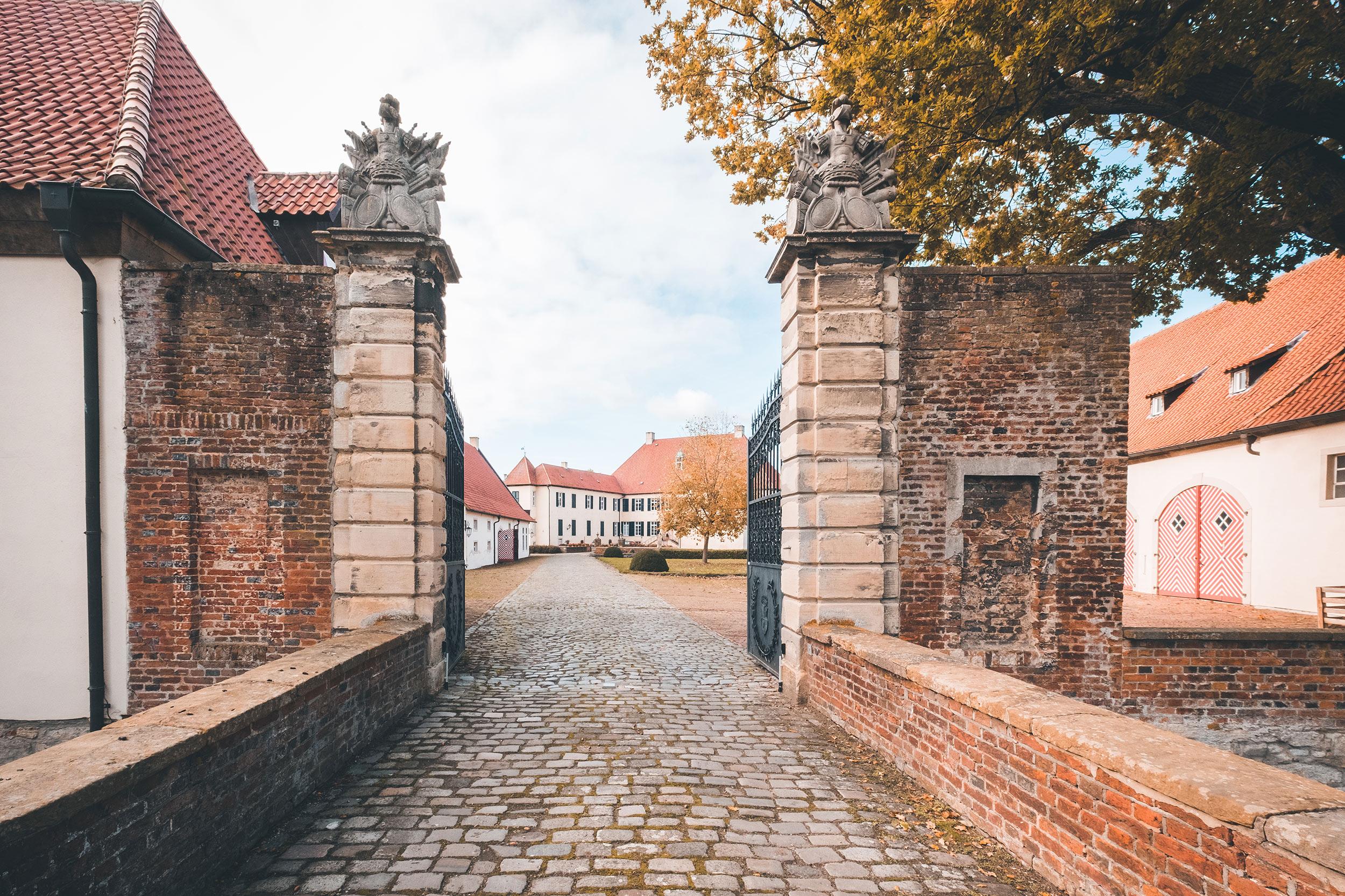 Schloss Vornholz - 3-Tagestour mit dem Camper im Münsterland