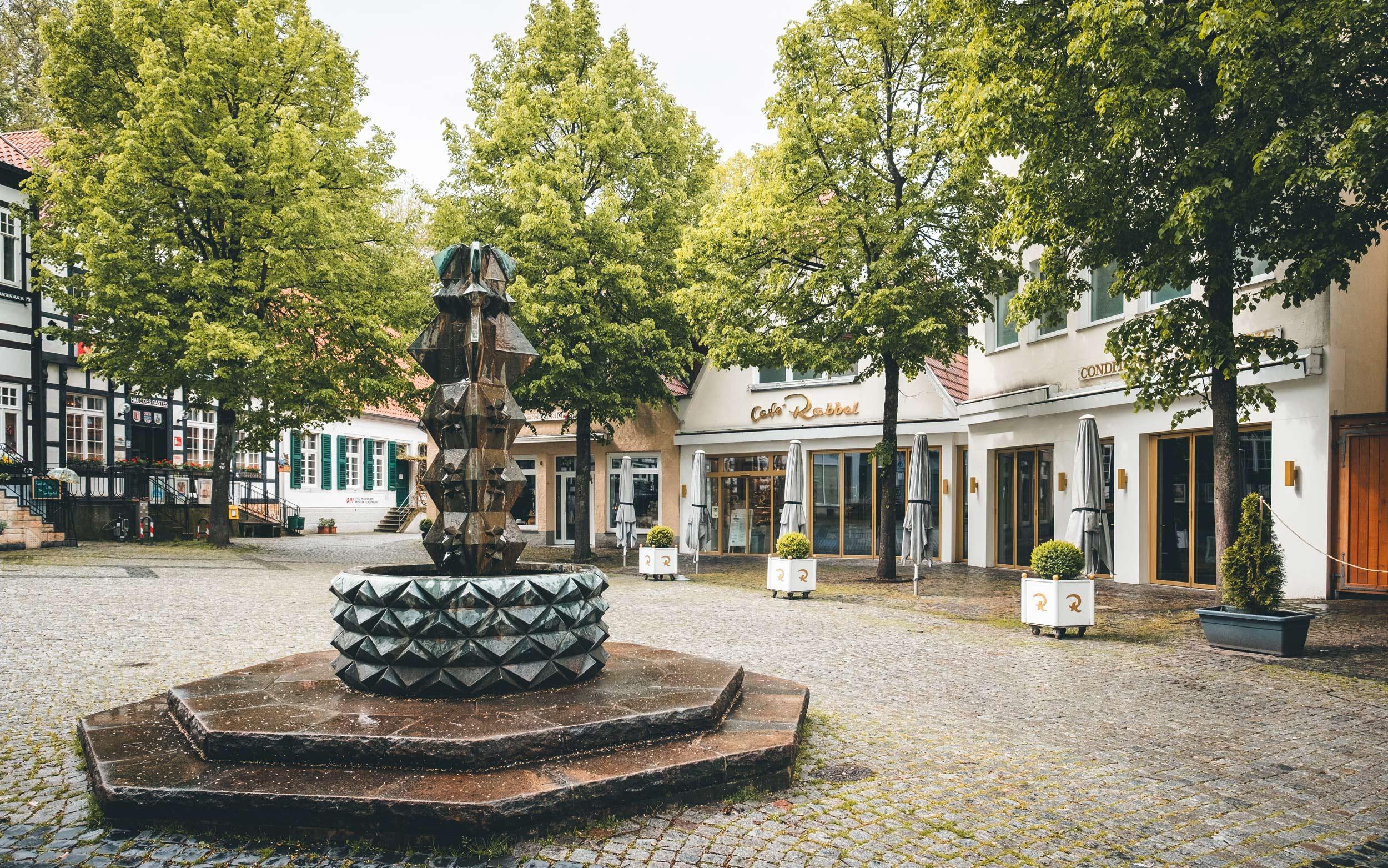 Tecklenburg Marktplatz
