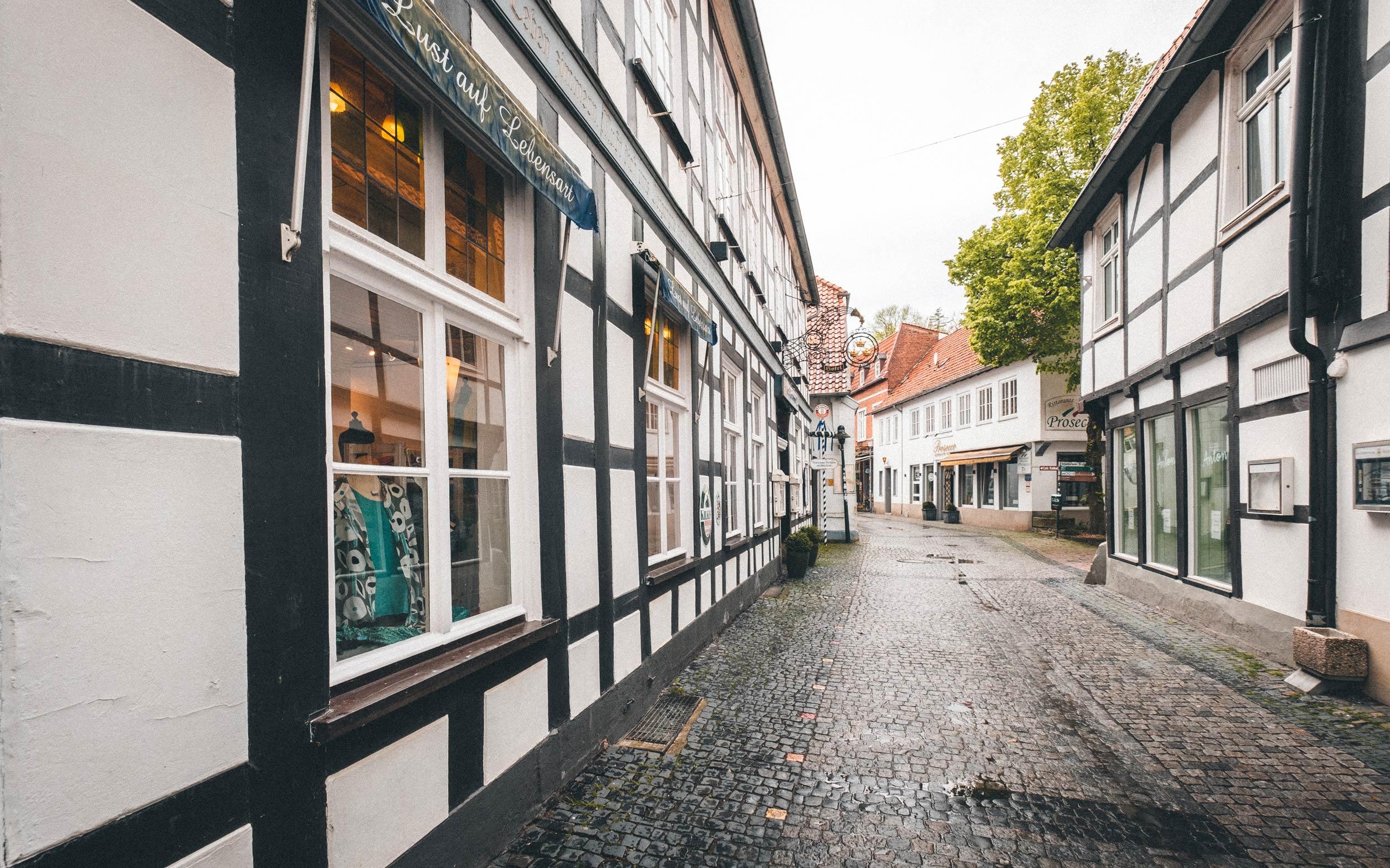 Tecklenburger Altstadt