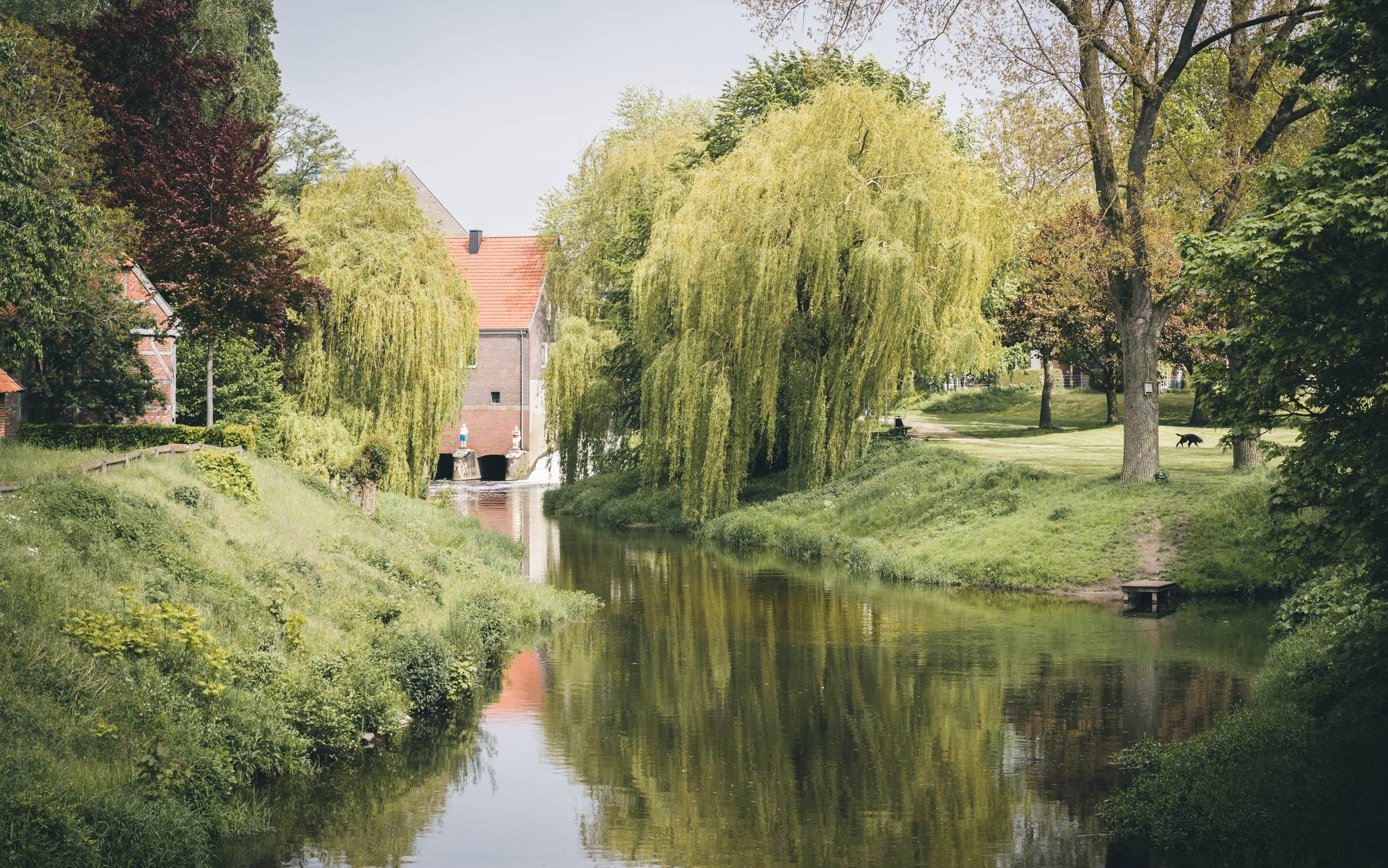Stadtpark Vreden Berkel