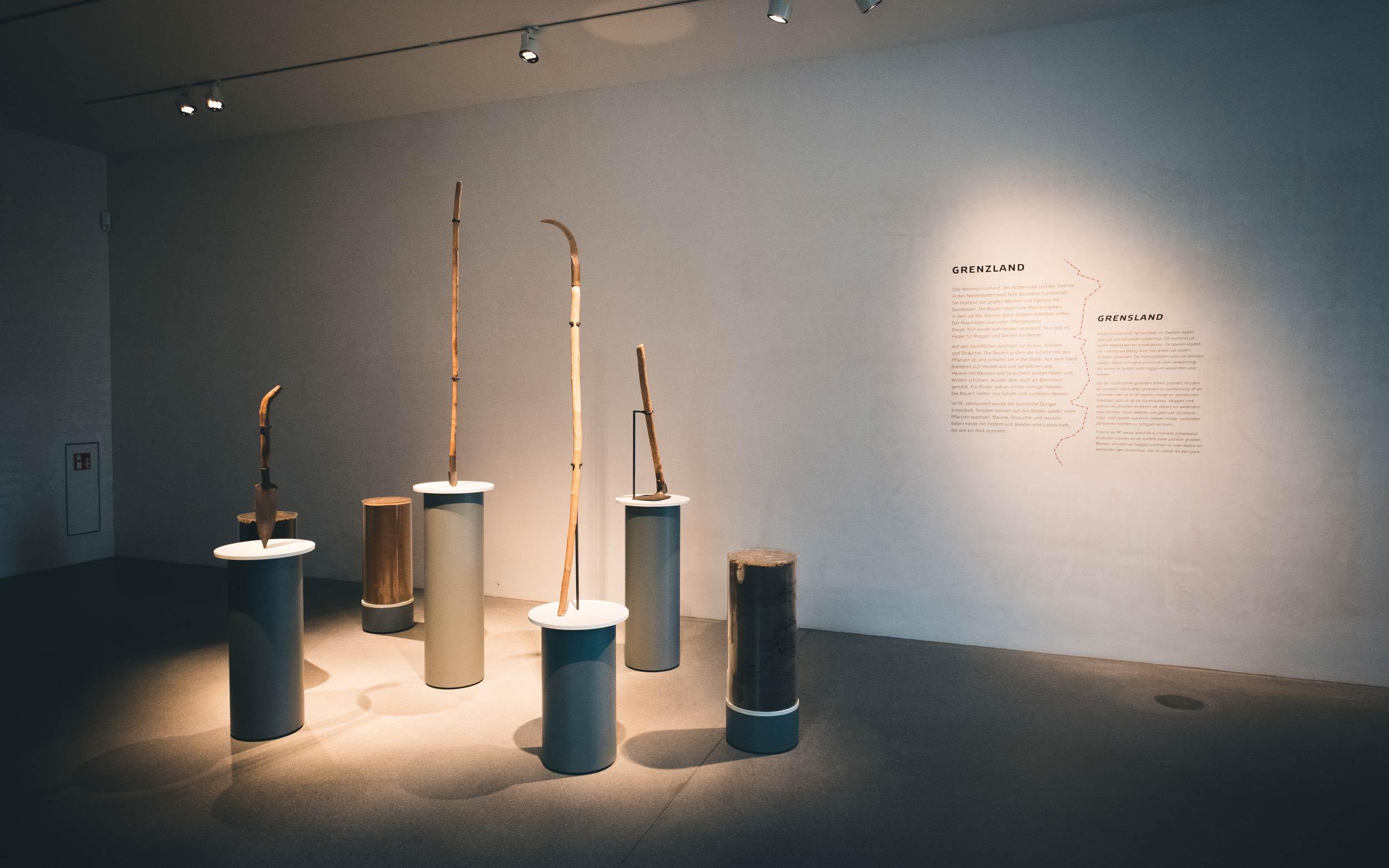 kult Dauerausstellung Grenze