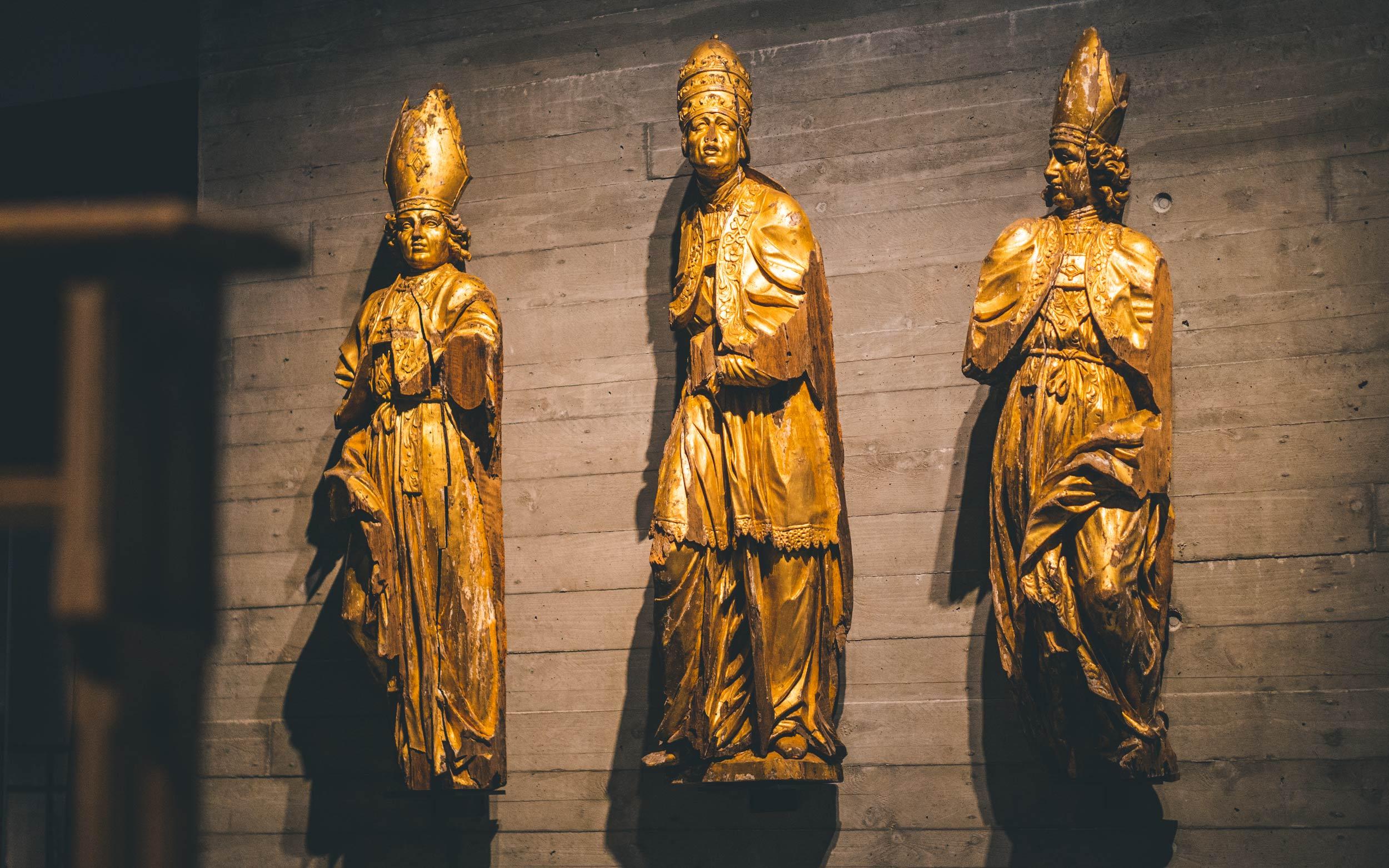 kult Dauerausstellung Grenze kirchlich